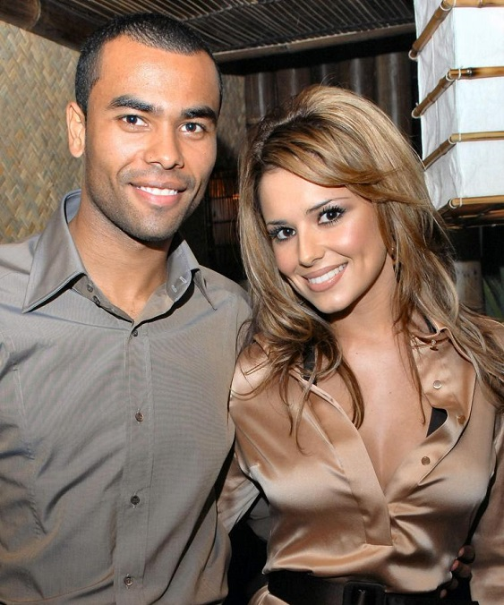 CherylCole and Ashley Cole Beautiful couple