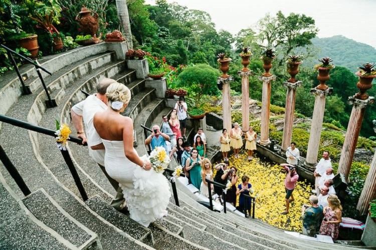 Costa Rica wedding destination