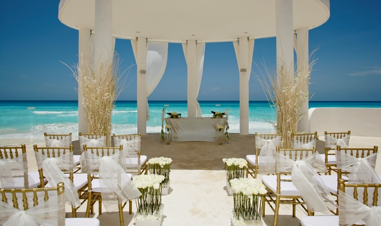 destination wedding at caribbean