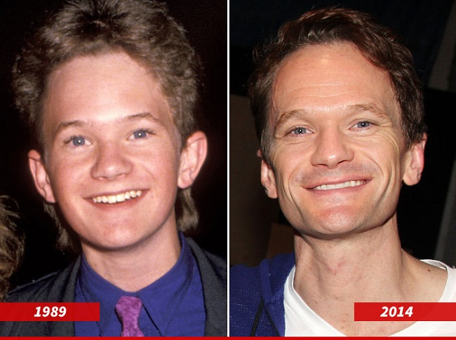 Neil Patrick Harris childhood photo