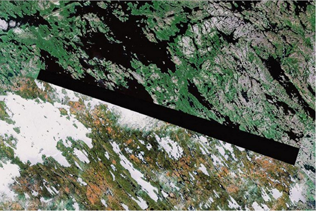 Baker Lake, Nunavut, Canada
