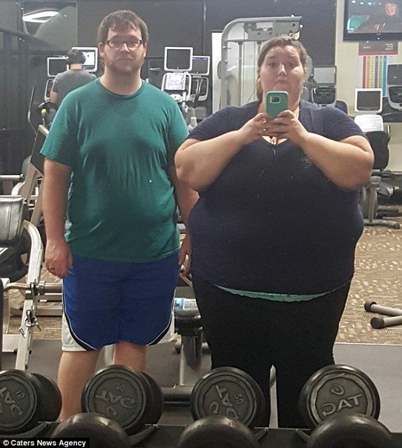 couple weight loss