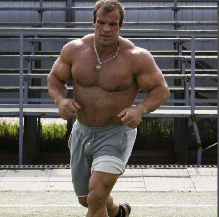 7 incredibly large body builders who may be unknown to you