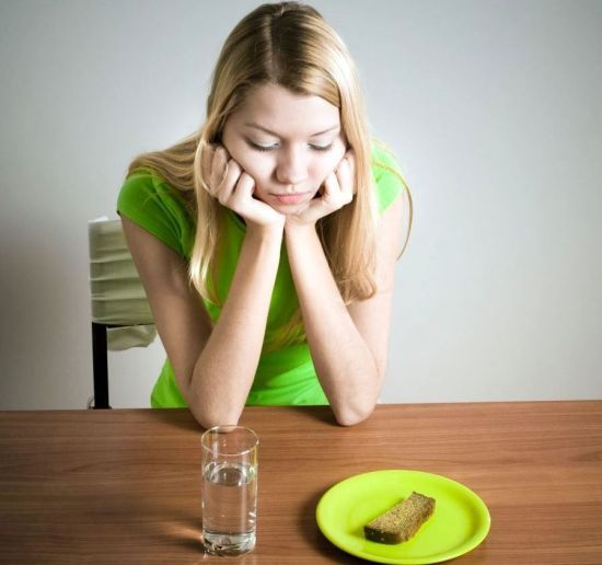 Appetite loss and difficulty in swallowing