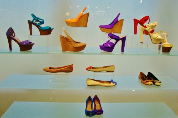 Best time to shop for high heels