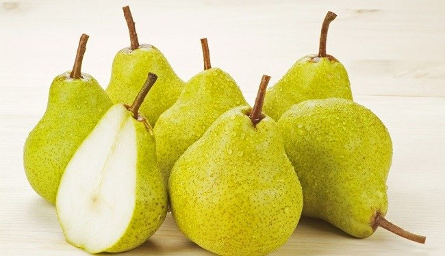 Dont consume Pears on empty stomach