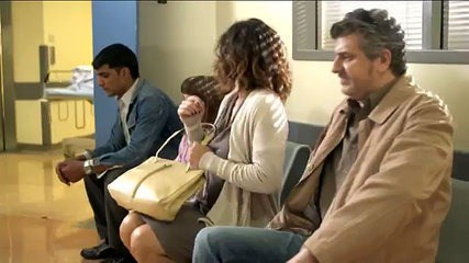 Family Arrives At the Doctors Office