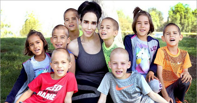 8 Years Ago She Delivered Octuplets, Well Here's What ...
