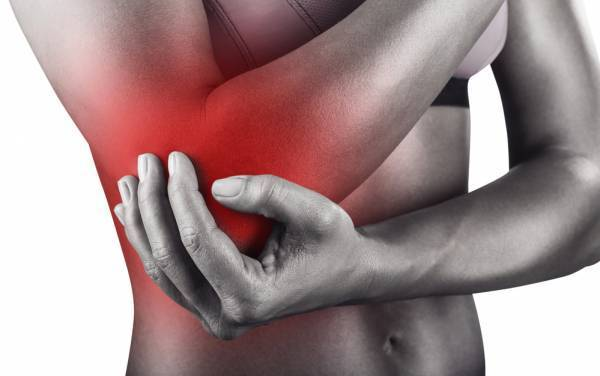 Pain in Tennis Elbow