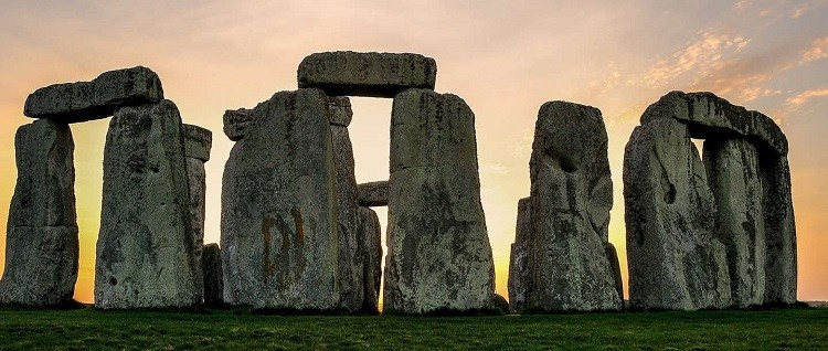 Stonehenge has been standing in the same location