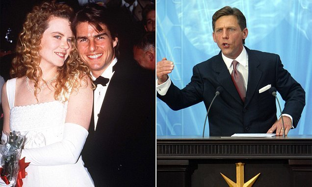 The Church of Scientology spied on Nicole