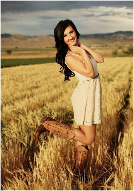 Karley's Country Girl Senior Session | San Antonio Wedding ...