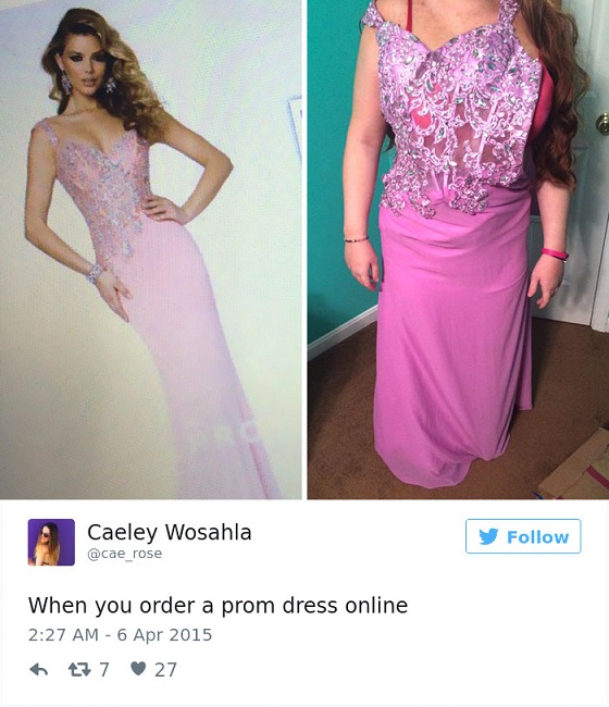 20 Hilarious Prom Dress Shopping Fails Showing Why You Shouldn\'t ...