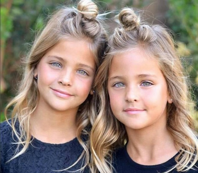Twin girl images 32
