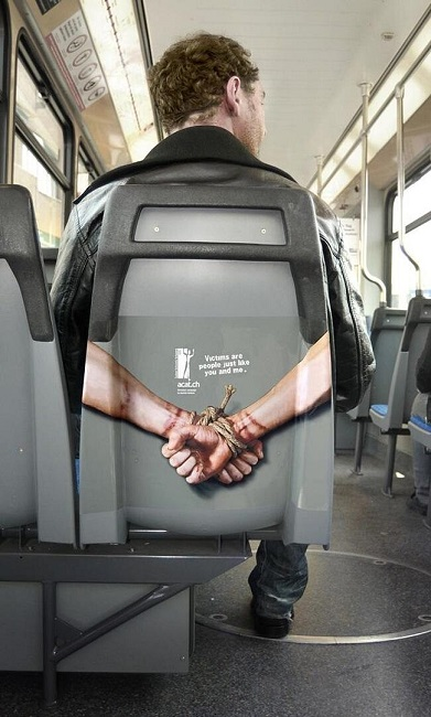 Christian ad campaign to abolish torture