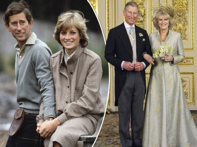 Diana and Charles were married in 1981
