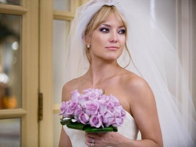 Kate Hudson wedding dress