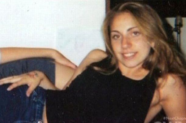 Lady Gaga younger age