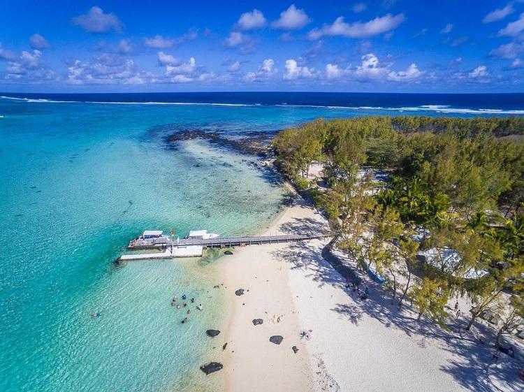 Pulau Cocos, Mauritius