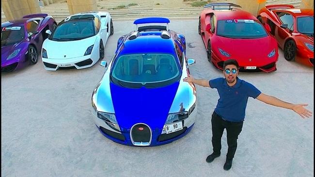 Dubai is the capital of billionaires