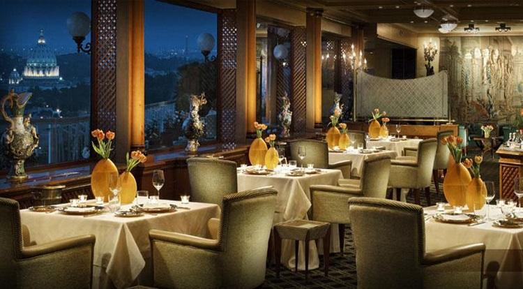 Michelin Stars Restaurant