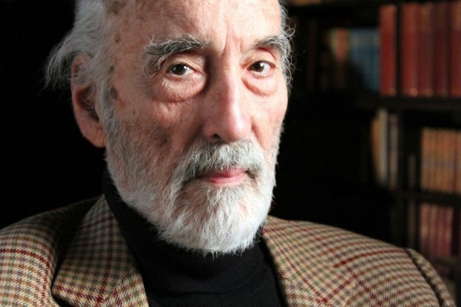 Musician, Christopher Lee