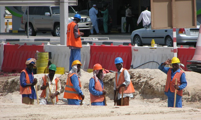 no unemployment in Dubai