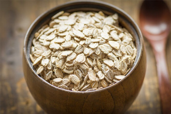 Oats are a big source of energy