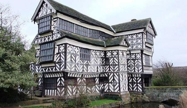 The Sobbing Child of Little Moreton Hall