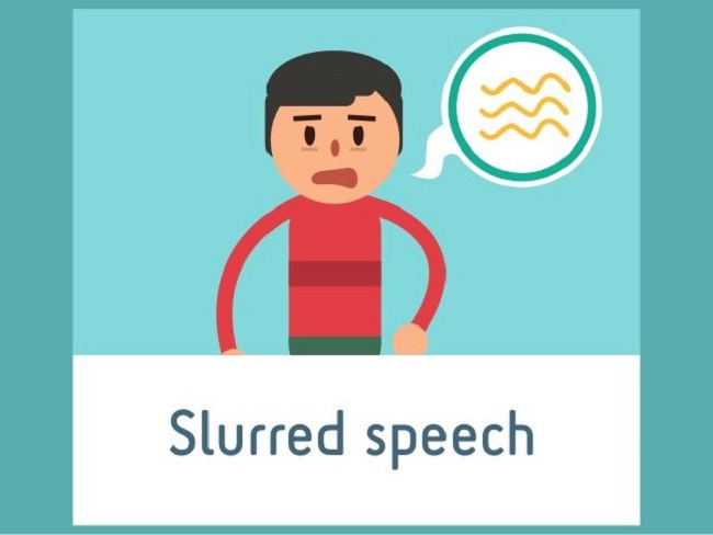 slurred speech causes - 650×488