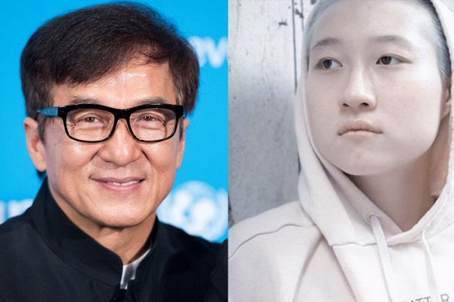 Jackie Chan's Daughter Says She Is Homeless and Even Had ...
