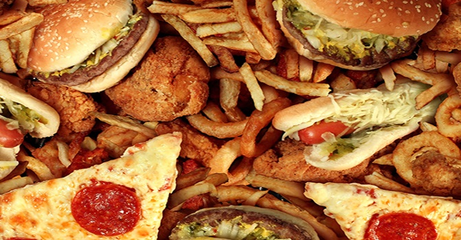 Low-carb junk foods