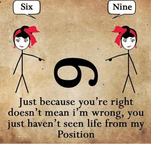 Six or nine