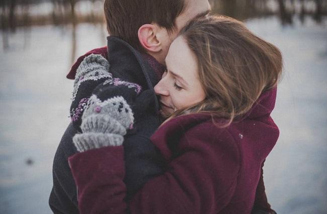 The ultimate hug
