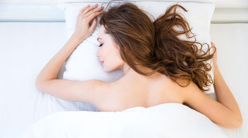 A good sleep betters skin and hair