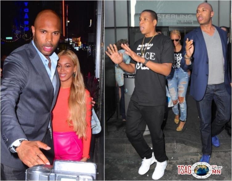 Beyoncé and the bodyguard scandal