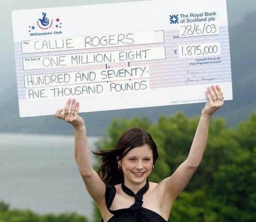 Callie Rogers: $2.67 mn