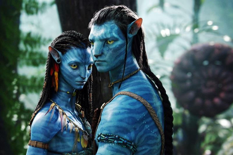 China banned 2-D version of Avatar