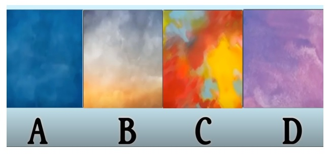 Choose The Water Color