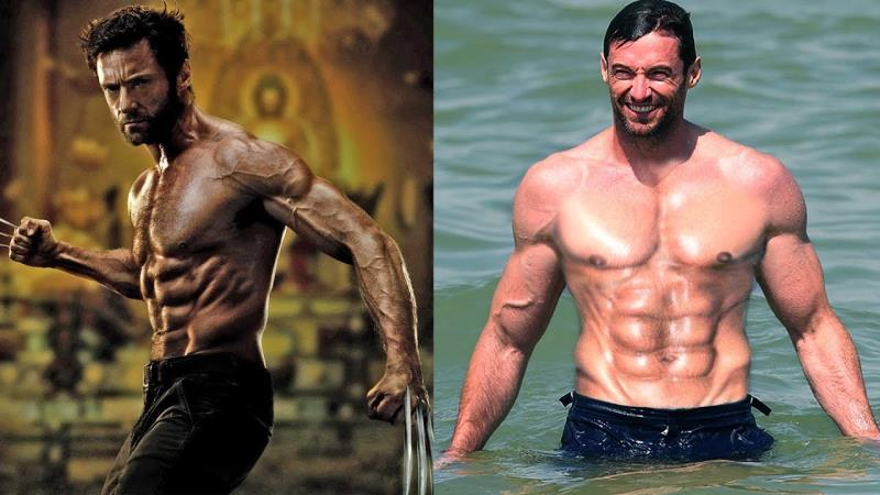 Hugh Jackman was a fitness teacher