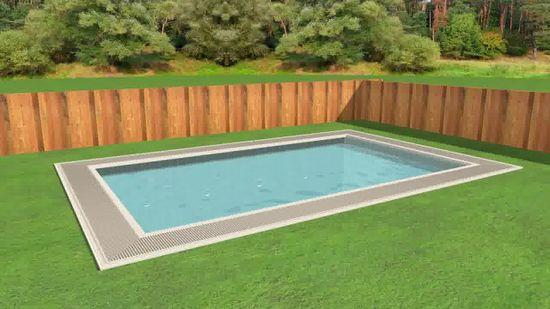 how to make your own swimming pool at home
