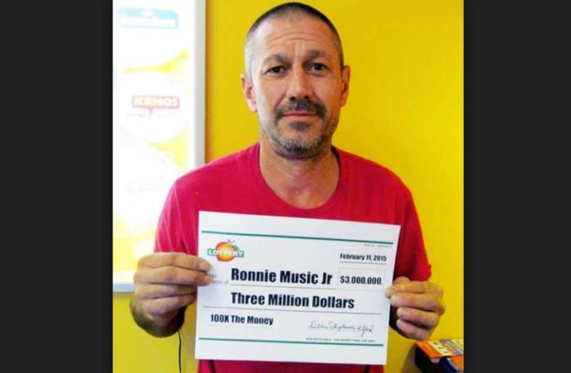 Ronnie Music Jr: $3 mn