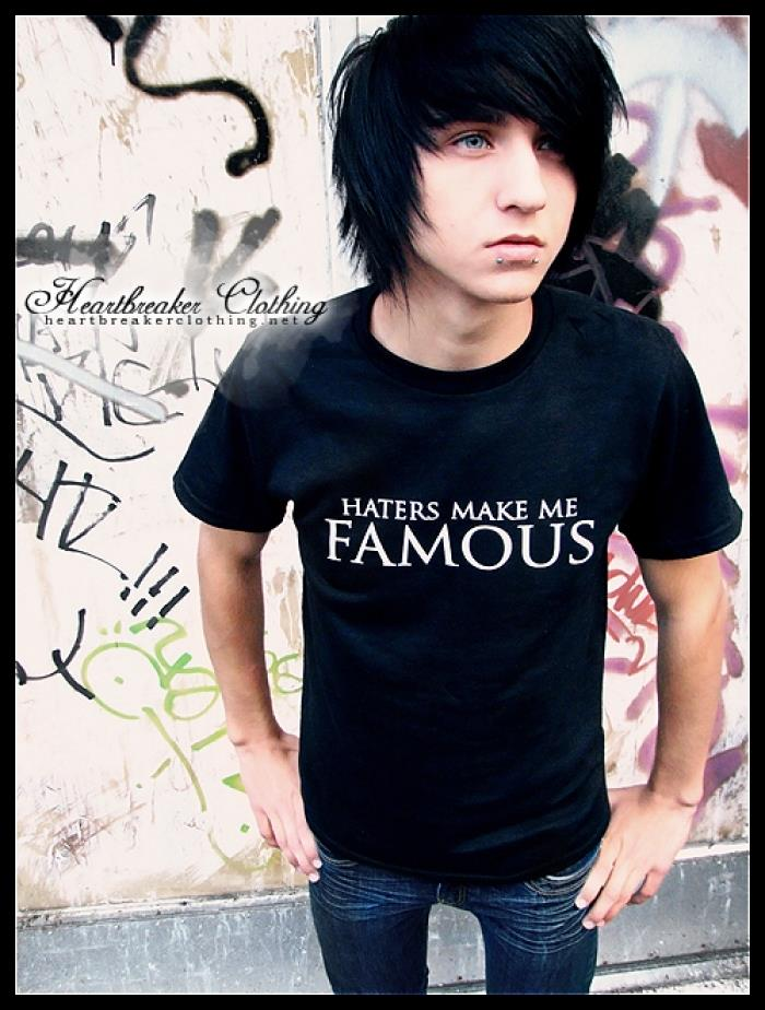 Russia banned Emo clothing