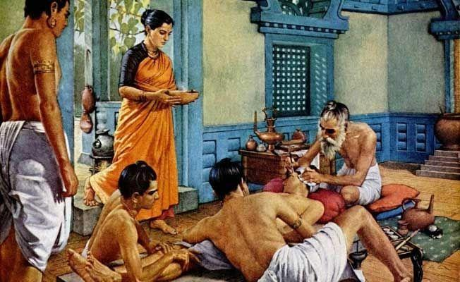 Sushruta Samhita:  One of the oldest medical and surgical encyclopedias known to mankind