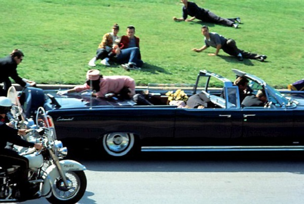 john f kennedy s assassination theories