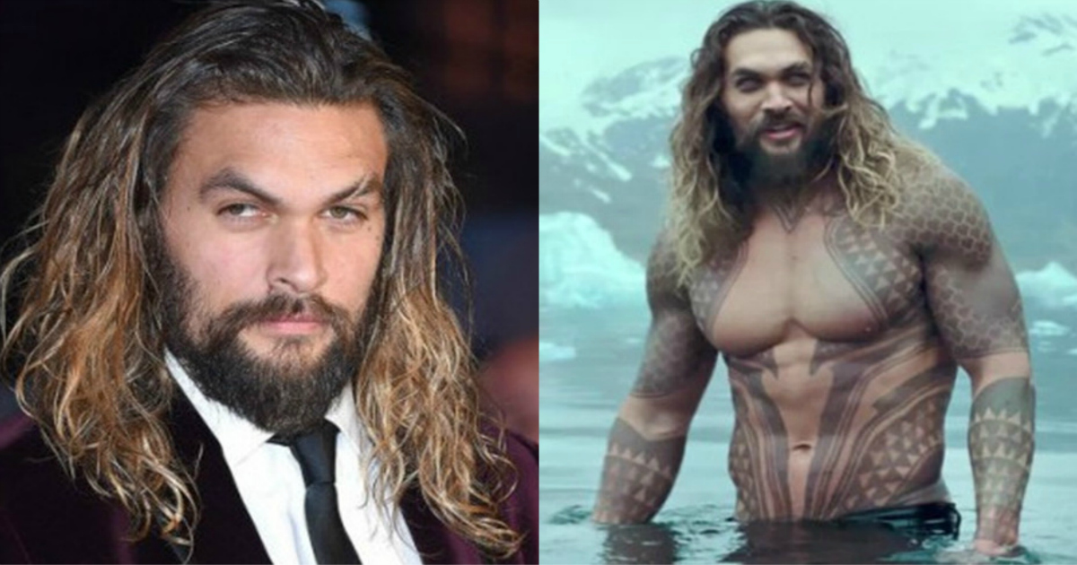 Awesome And Stunning Photos Of Jason Momoa In His Younger