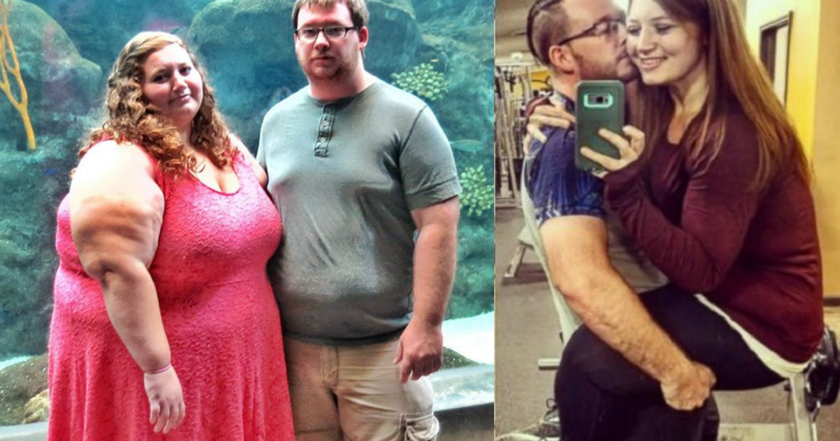 Obese Couple Posts Racy Selfie Together After a Dramatic ...