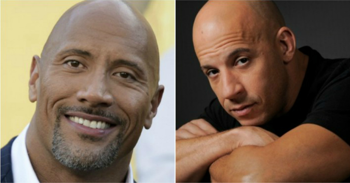Bald Men Perceived As More Attractive, Dominant, Study ...