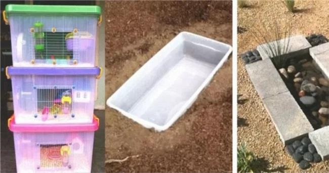 8 Creative Ways to Convert Your Plastic Storage Bin into Something Useful