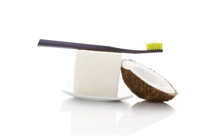 Coconut for dental care